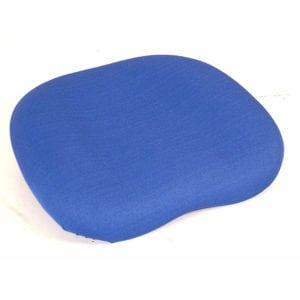 Blue Office Chair Cushion