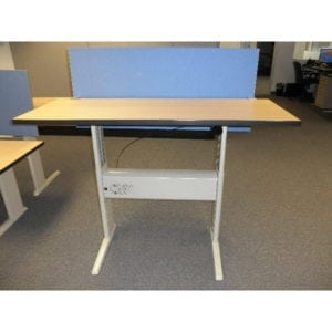 Sit-Stand Desk, Manual