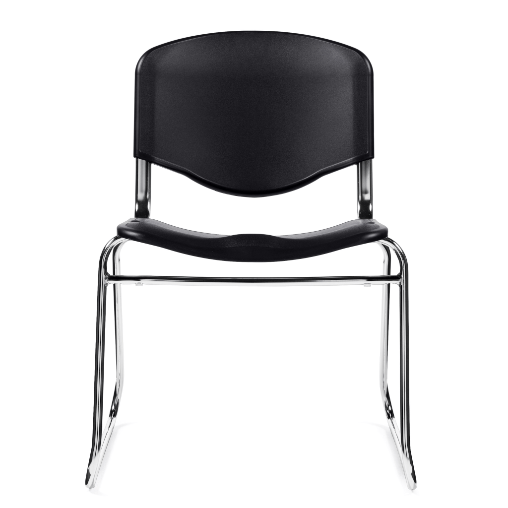 Plastic Stacking Chair Office Furniture Ez