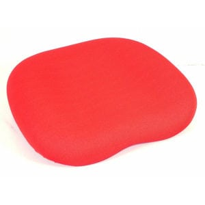 Red Office Chair High Back Cushion