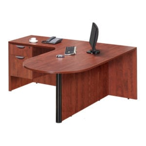 Bullet L Desk Office