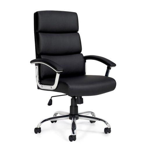 Black Stylish Executive High Back Chair - Denver Metro
