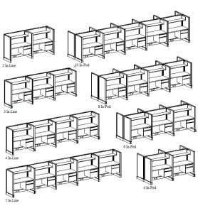 Cubicle Diagram