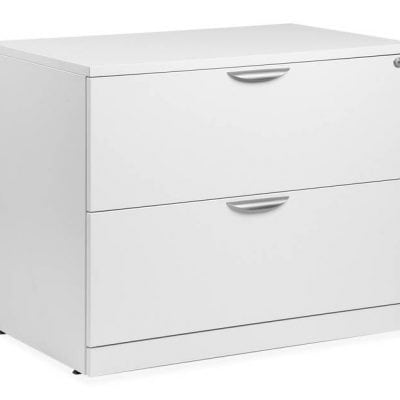 Lateral 2 Drawer File – Wood Laminate