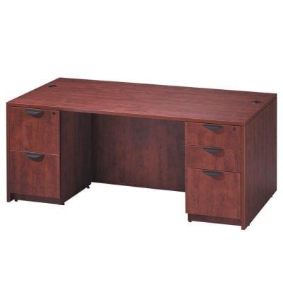 Executive Desk, Deluxe Files