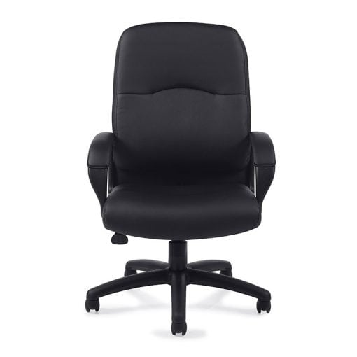 Manager/Conference High-Back Office Chair - Black