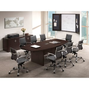Boat Shape Conference Table 8-20 Feet