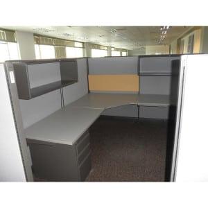 Used Cubicles & Workstations - Herman Miller & Steelcase