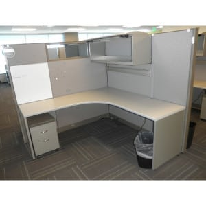 Used Cubicles & Workstations - Herman Miller & Steelcase