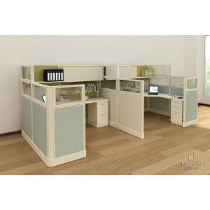 New Herman Miller Compatible Workstations