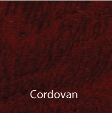 cordovan color sample for round table