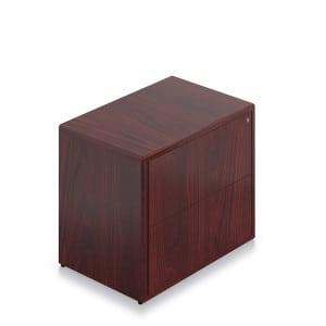 """Wood Veneer 36"""" Lateral File"""