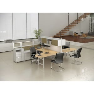 Open Plan Desks
