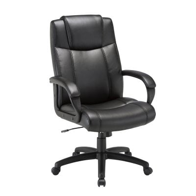 Economical Manager Chair Black Denver Metro