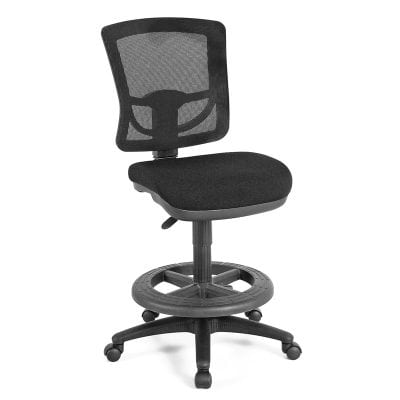 Value Priced Mesh Back Drafting Chair - Denver Metro