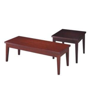 End & Coffee Tables Wood Veneer