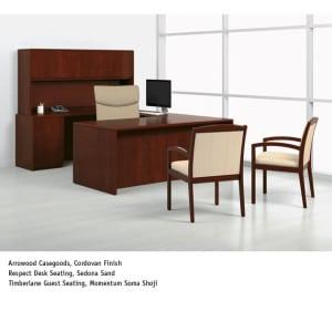 Arrowwood Desk and Hutch