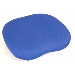 seat, sky blue