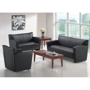 Contemporary, Modular Design Reception Seating