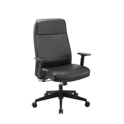 Black High Back Executive Office Chair Denver Metro