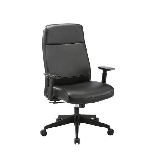Black High Back Executive Office Chair Denver Metro