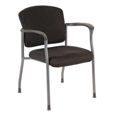 Sleek Stacking Office Chair in Black Denver Metro