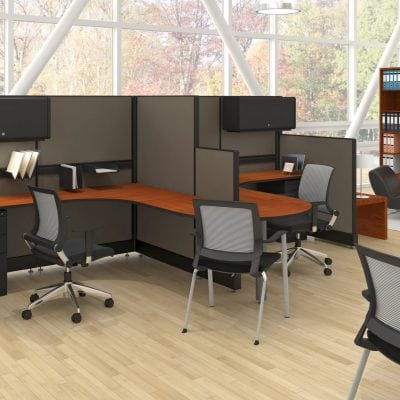 Quicktime Office Cubicles - Denver