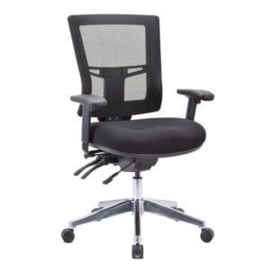 Big and Tall Mesh Chair, Fully Ergonomic