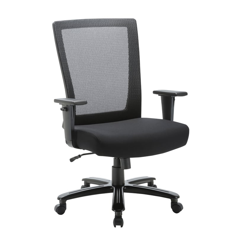 Executive Office Chair Mesh Back Big Amp Tall Office