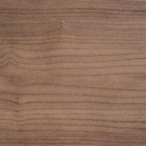 single door storage cabinet walnut