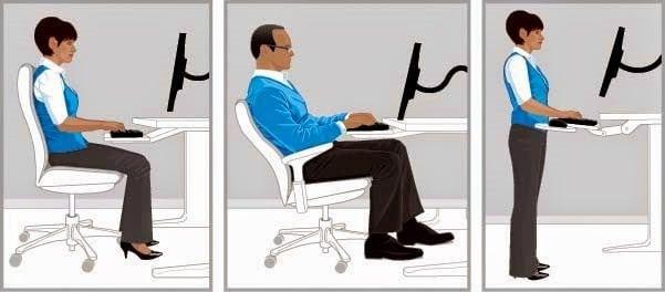 ergonomics in the office