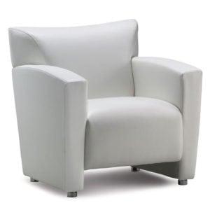 white club reception chair