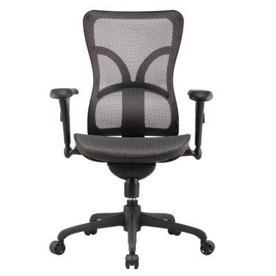 Ergonomic Mesh Seat Office Chair