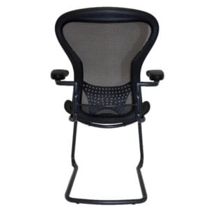 Mesh Seat Guest Chair Back