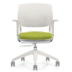Novello Polymer Flex Chair
