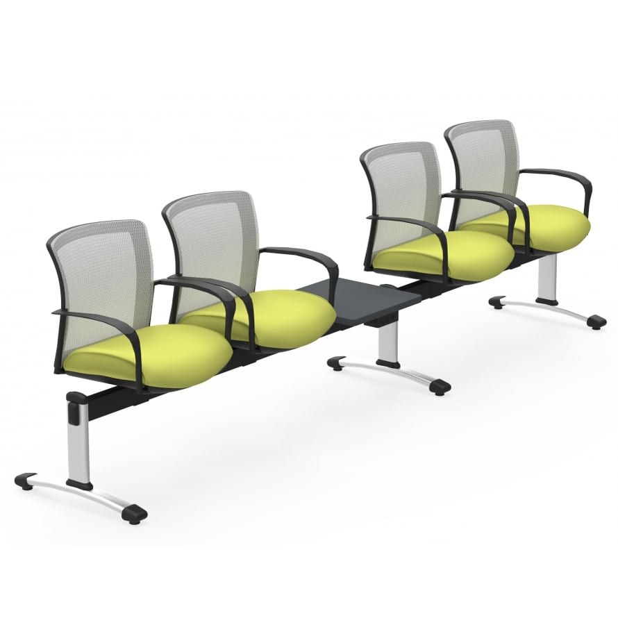 Attached Reception Seating Four Or Six Seats Office