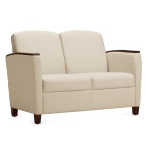 grouped reception group love seat 2 seater