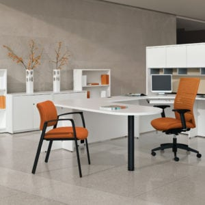 Genoa Customizable Desks