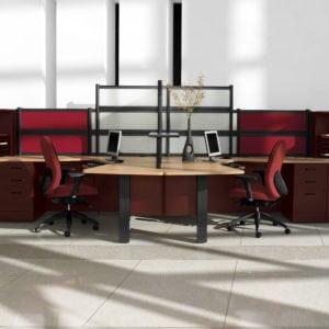Zira Desk Cubicle Style