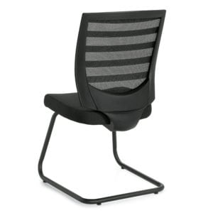 Breathable Guest Chair Mesh Back