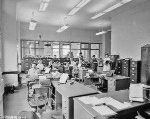 Office History 1950