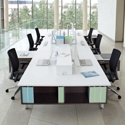 Collaborative Desk Options