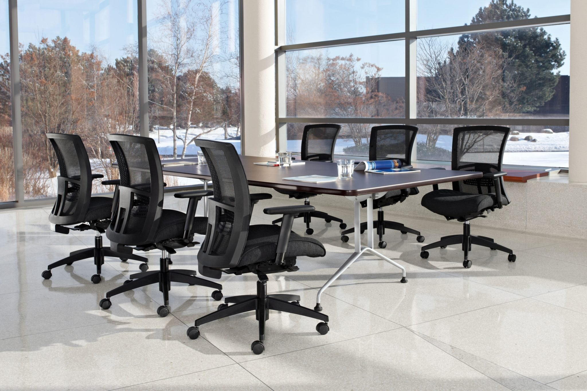 Alba Tables - An excellent choice for any of today's casual business situations