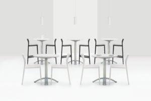 Bakhita Chairs + Stools