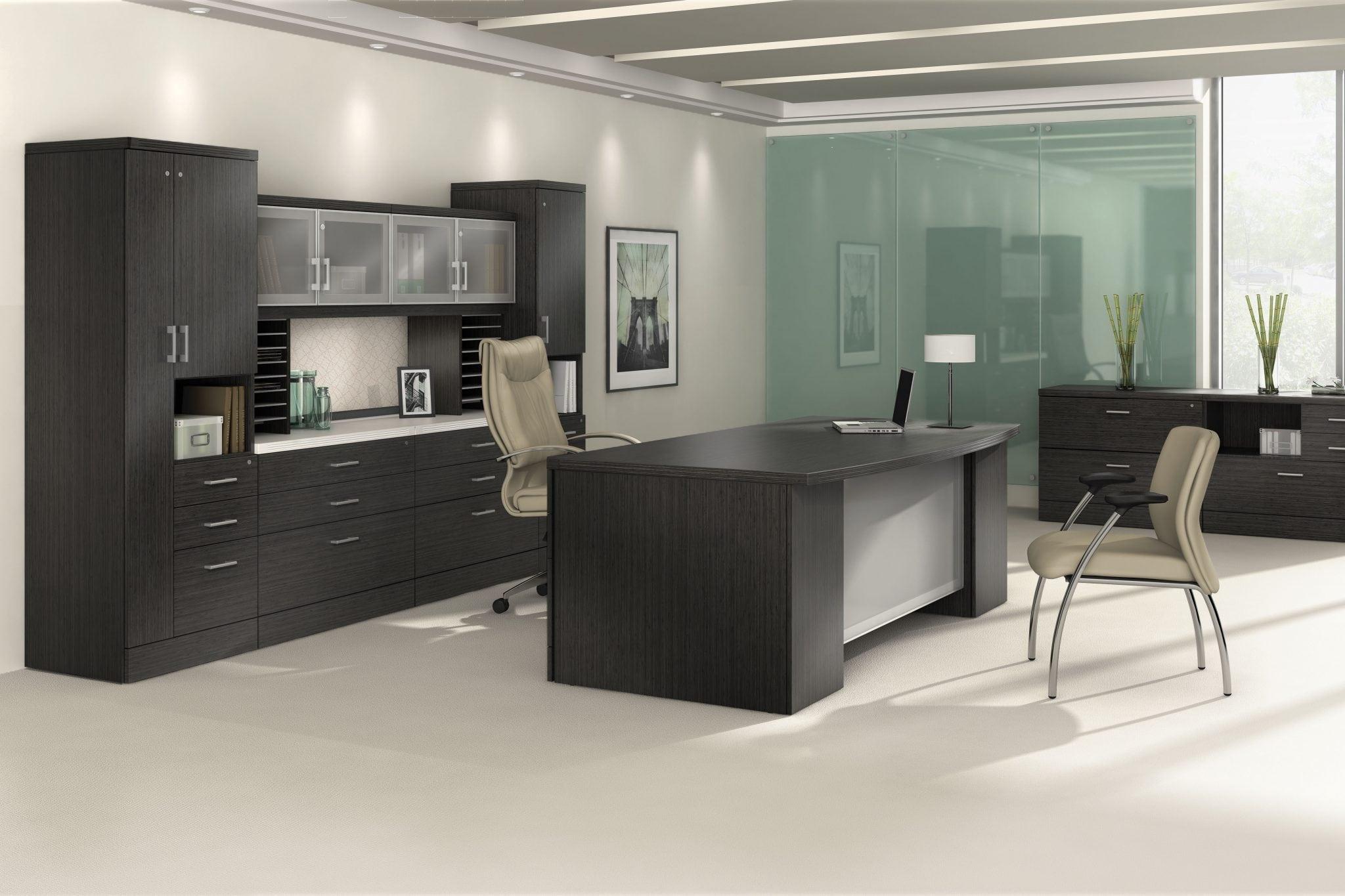Executive Contemporary Zira Desk
