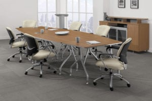 Bungee Tables meeting room table