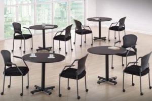 ideas lunchroom tables