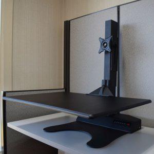 Powered Standing Desk - Desktop Riser