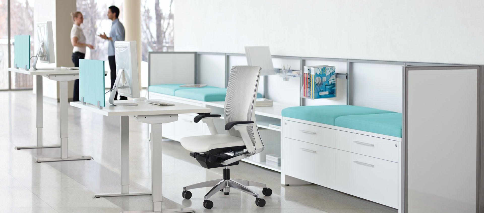 Global - Height Adjustable / Sit Stand Desks