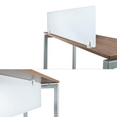 Desk Privacy Panels - Acrylic